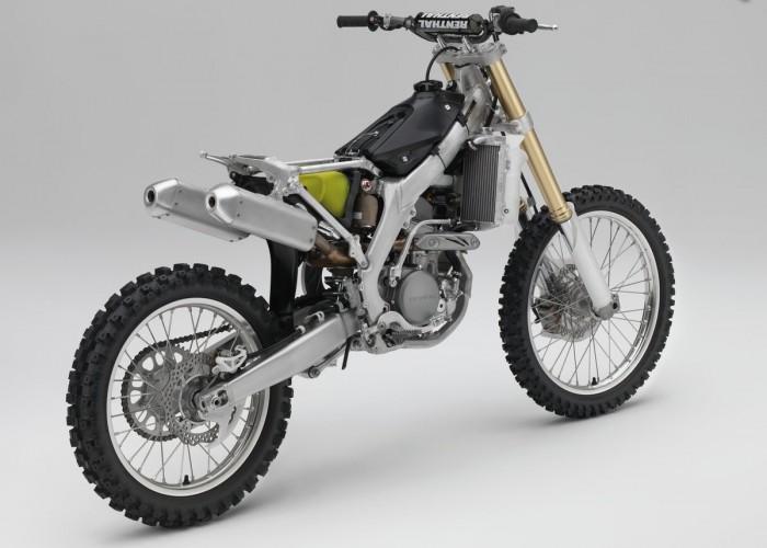 2014 honda crf goly motocykl