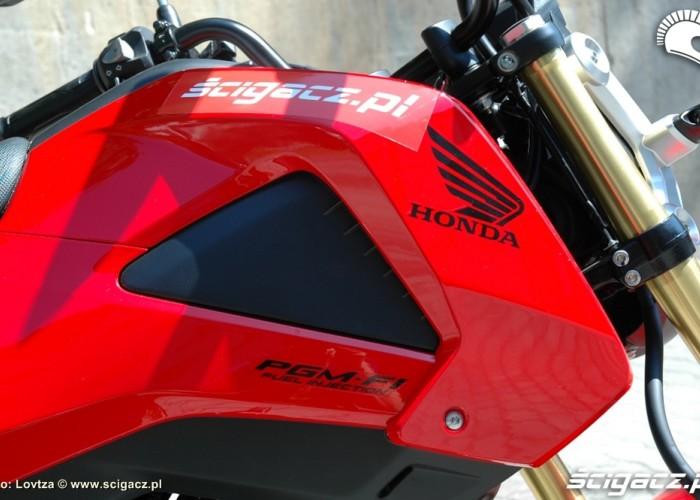 plastiki  Honda MSX 125  Honda MSX 125