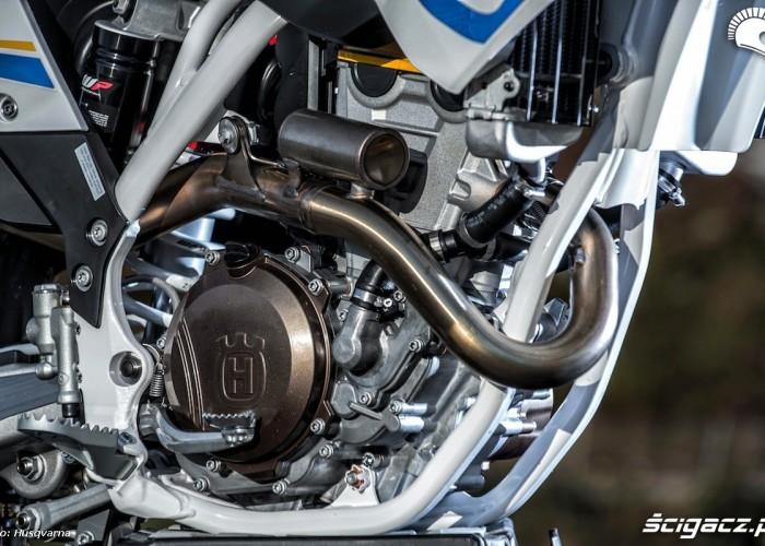 2014 husqvarna modele motocross rura wydechowa