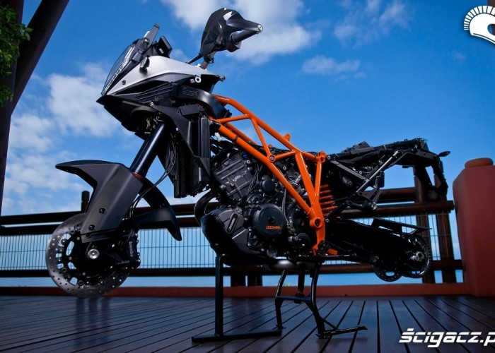 Goly KTM 1190 LC8 Adventure 2013