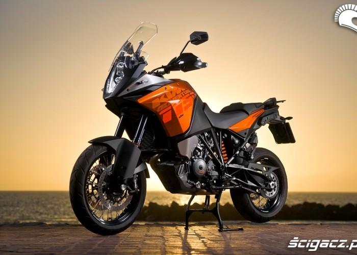 KTM 1190 Adventure profil