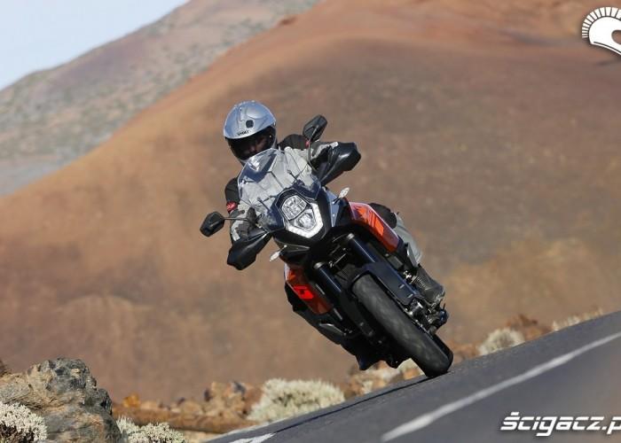 KTM 1190 LC8 Adventure w zlozeniu