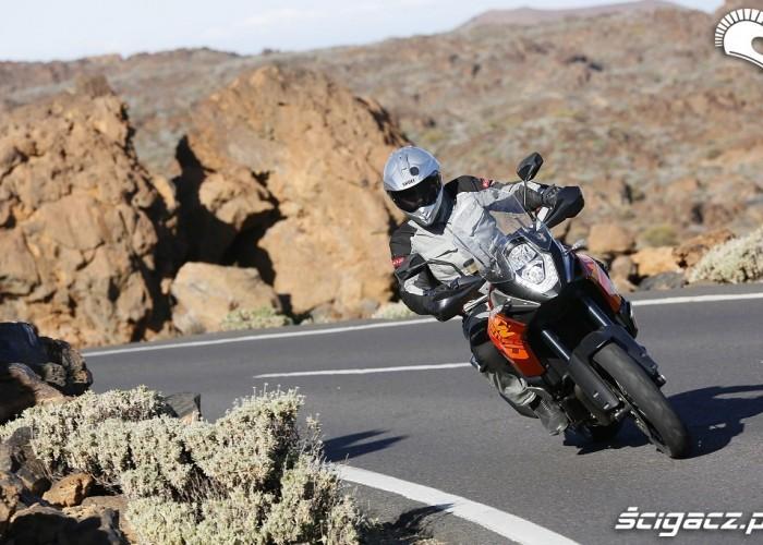 Na Teneryfie KTM 1190 LC8 Adventure