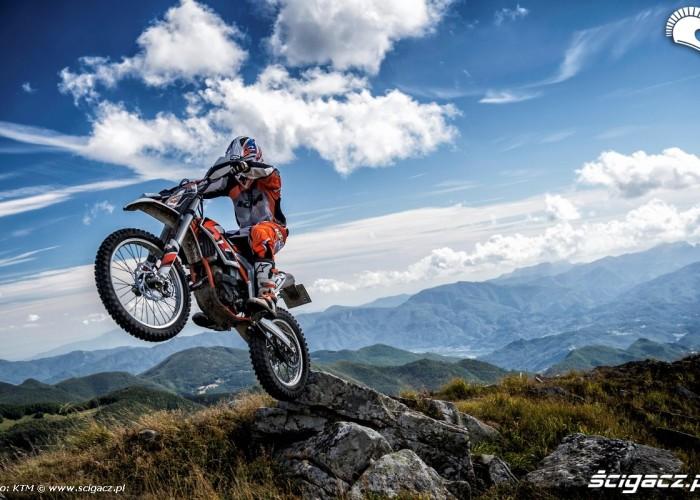 2014 ktm freeride 250 r w gorach