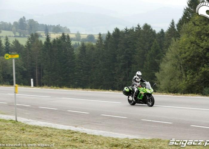 Alpy 2014 Kawasaki Z1000SX