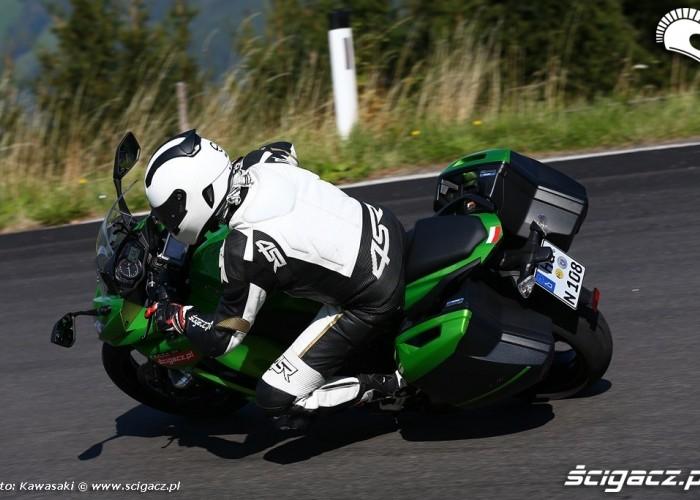Na drodze 2014 Kawasaki Z1000SX