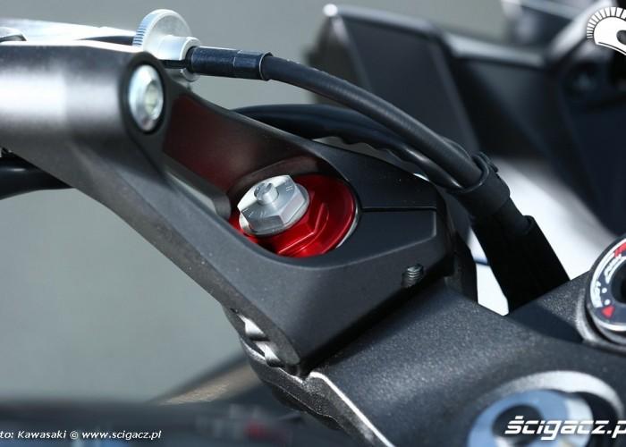 Regulacja Kawasaki Z1000SX