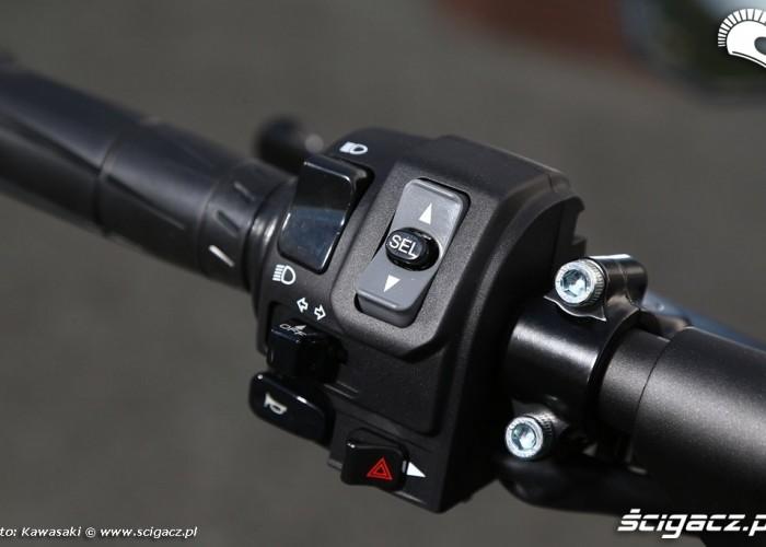 Sterownik Kawasaki Z1000SX