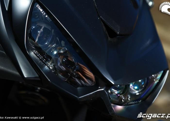 Lampa Kawasaki Z1000
