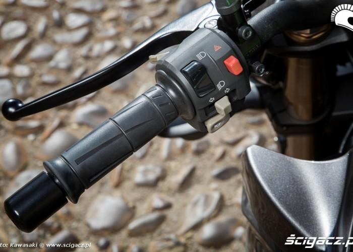 Lewa kierownica Kawasaki Z1000