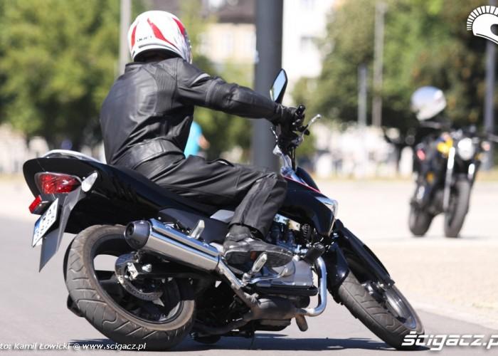 obcierka Suzuki Inazuma 250