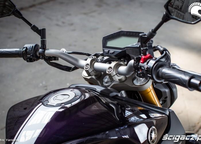 Kierownica 2014 Yamaha MT09