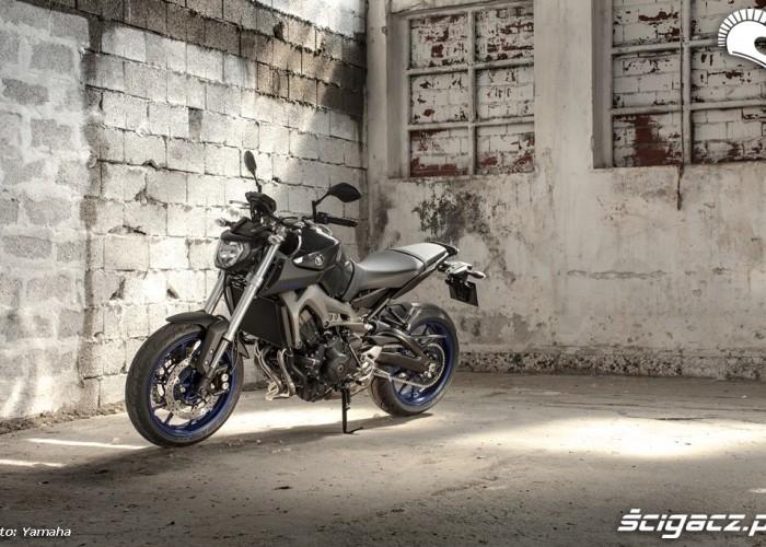 Motocykl Yamaha 2014 MT09