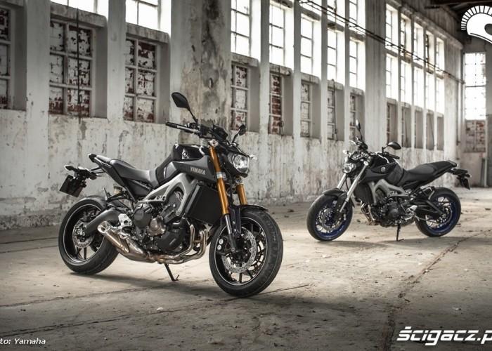 Motocykle Yamaha 2014 MT09
