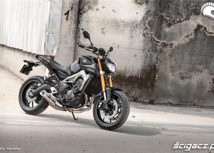 Nowa Yamaha 2014 MT09