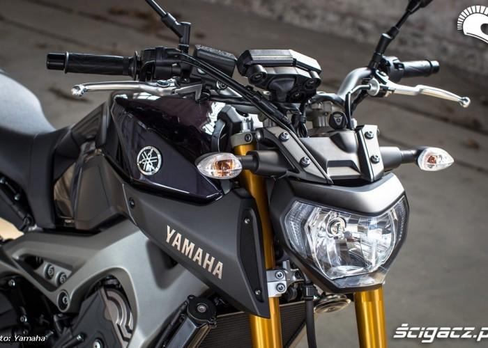 Przod 2014 Yamaha MT09