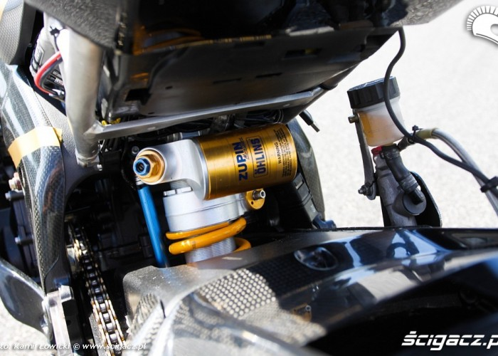 Amortyzator Yamaha R6 Supersport