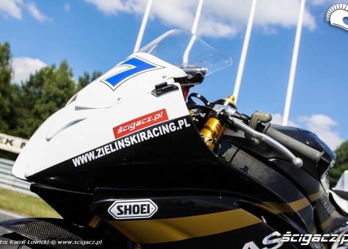 Czacha Yamaha R6 Supersport
