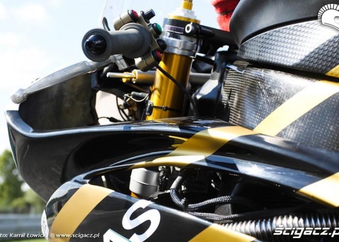 Detale Yamaha R6 Supersport