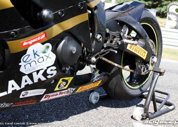 Owiewki Yamaha R6 Supersport