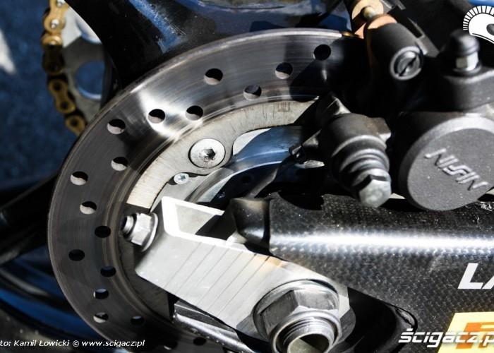 Szczegoly Yamaha R6 Supersport