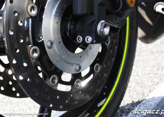 Tarcza czujnika predkosci obrotowej kola Yamaha R6 Supersport