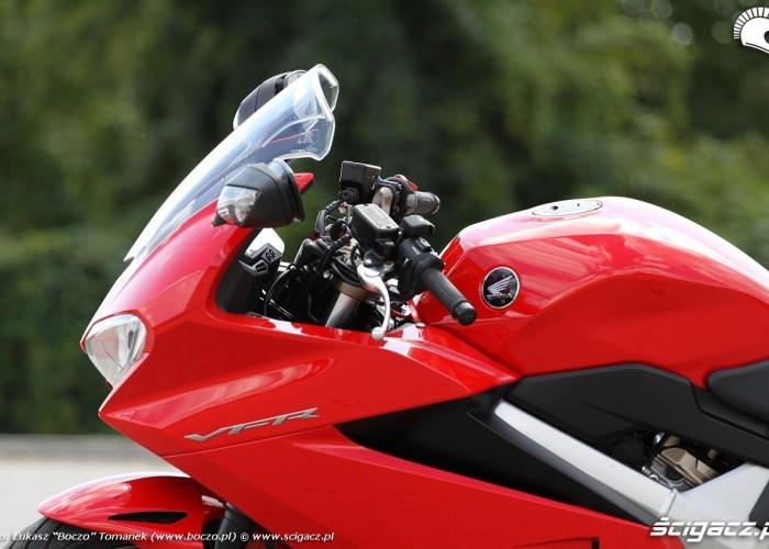 bok motocykla