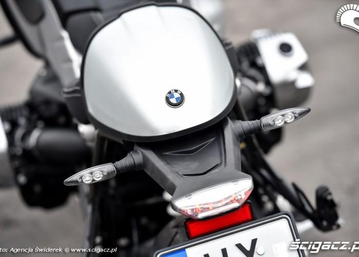BMW R nineT 2014 oslona siedzenia