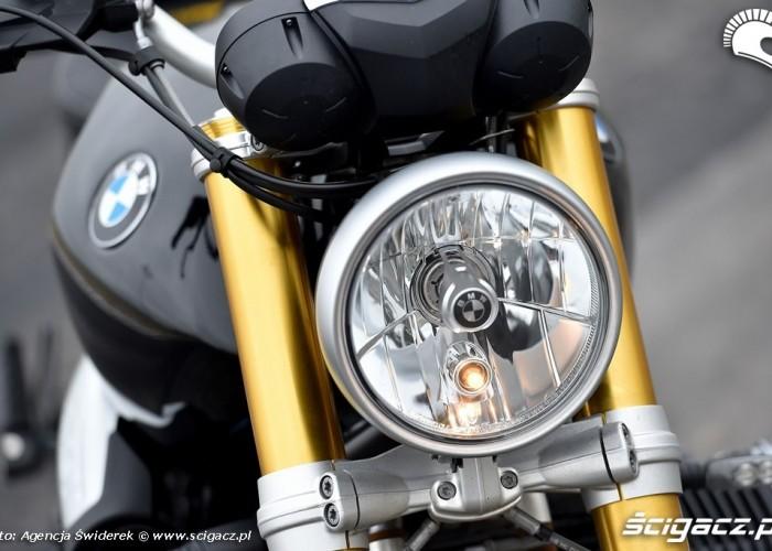 Lampa BMW R nineT 2014