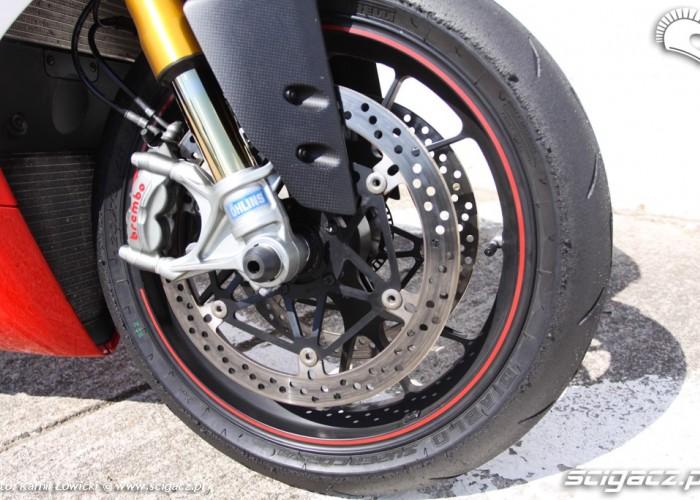 kolo przednie Ducati Panigale S Scigacz pl