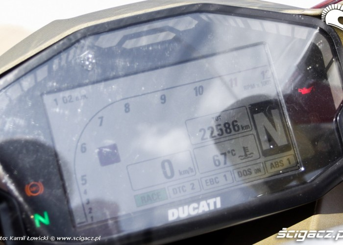 lcd Ducati Panigale S Scigacz pl