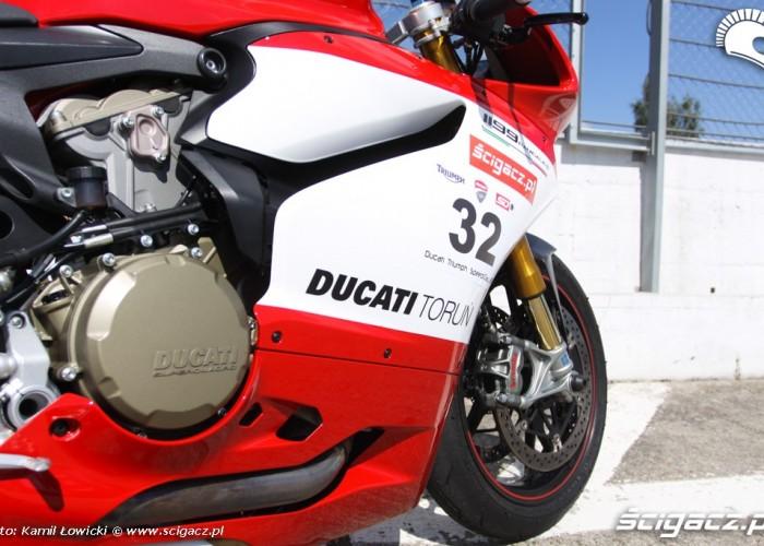 oslona silnika Ducati Panigale S Scigacz pl