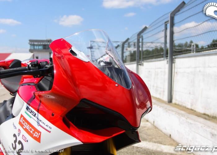 owiewka Ducati Panigale S Scigacz pl