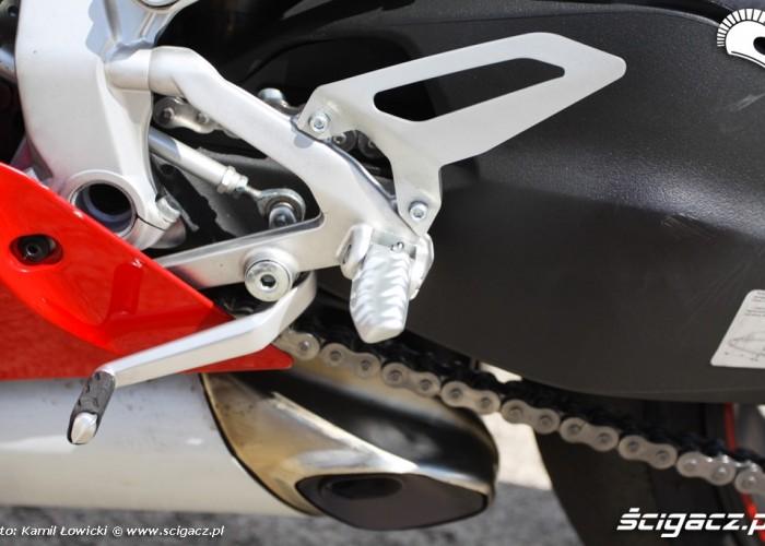 podnozka Ducati Panigale S Scigacz pl