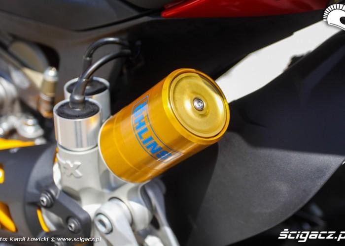 tylne zawieszenie Ducati Panigale S Scigacz pl