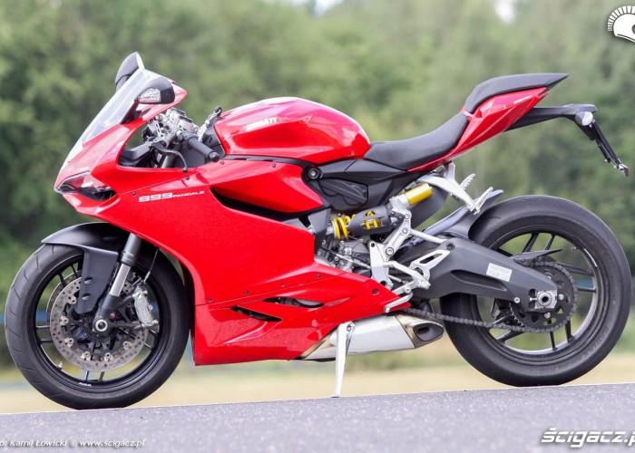 Ducati 899 Panigale MY2014 statycznie