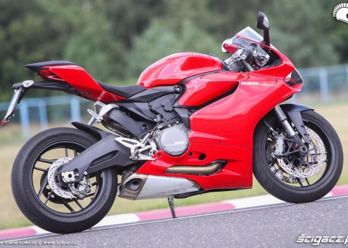 Ducati 899 Panigale MY2014 statyka