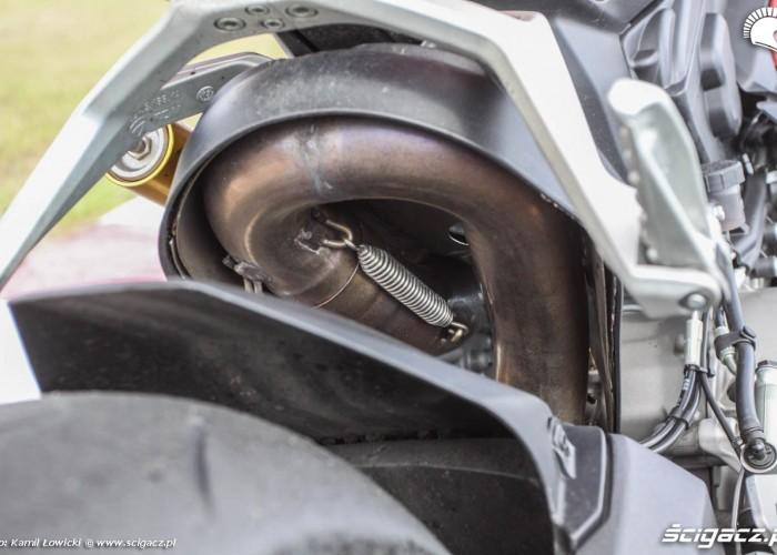 Rury wydechowe Ducati 899 Panigale