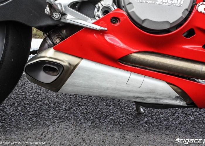 Tlumiki Ducati 899 Panigale
