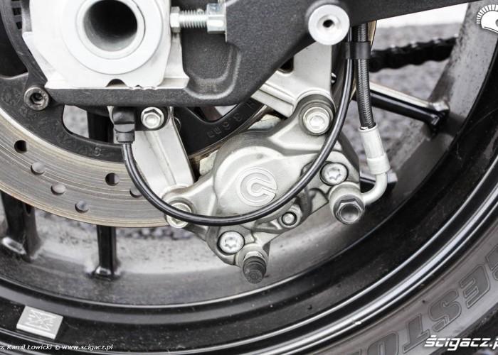 Zacisk tylny Ducati 899 Panigale