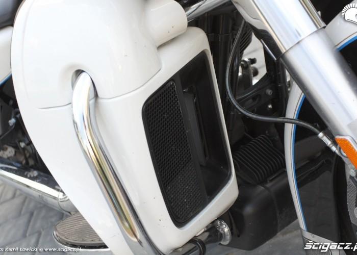 Boczne chlodnice Harley Davidson Electra Glide Ultra Classic MY 2014