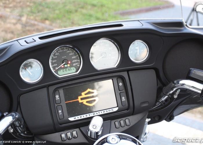 Centrum dowodzenia Harley Davidson Electra Glide Ultra Classic MY 2014