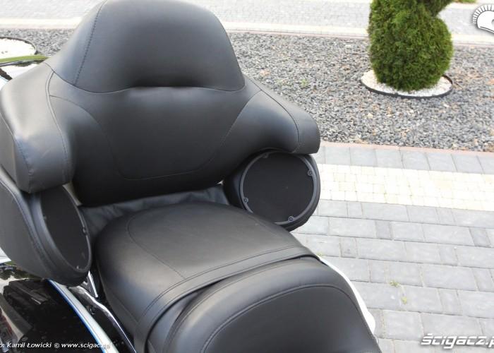 Kanapa Harley Davidson Electra Glide Ultra Classic MY 2014