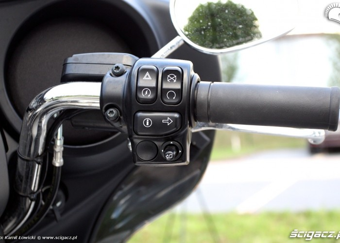 Kierowcnica Harley Davidson Electra Glide Ultra Classic MY 2014