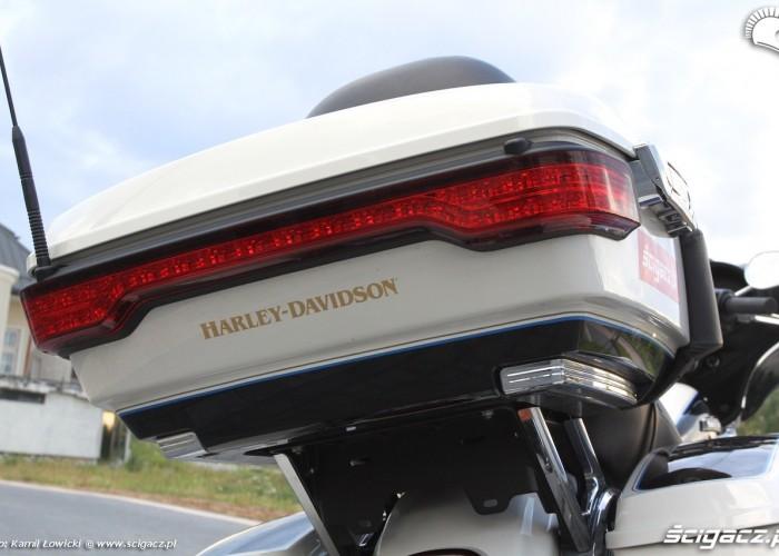 Kufer Harley Davidson Electra Glide Ultra Classic MY 2014