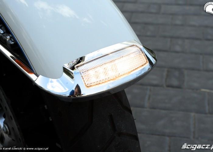 Lampka na blotniku Harley Davidson Electra Glide Ultra Classic MY 2014