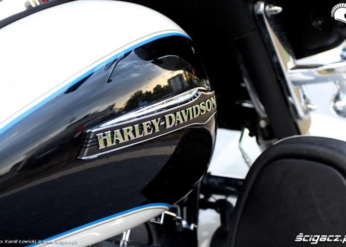 Logo Harley Davidson Electra Glide Ultra Classic MY 2014