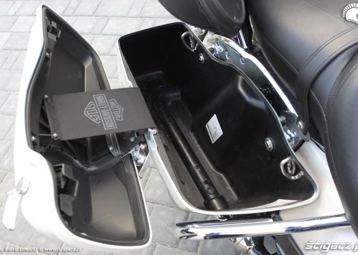 Otwarty baznik Harley Davidson Electra Glide Ultra Classic MY 2014