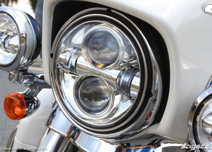 Przednia lampa Harley Davidson Electra Glide Ultra Classic MY 2014