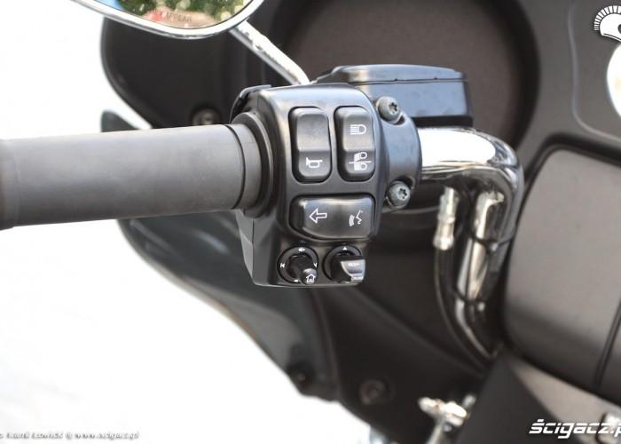 Przelaczniki Harley Davidson Electra Glide Ultra Classic MY 2014